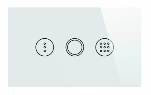 Touch Timer Light Switch